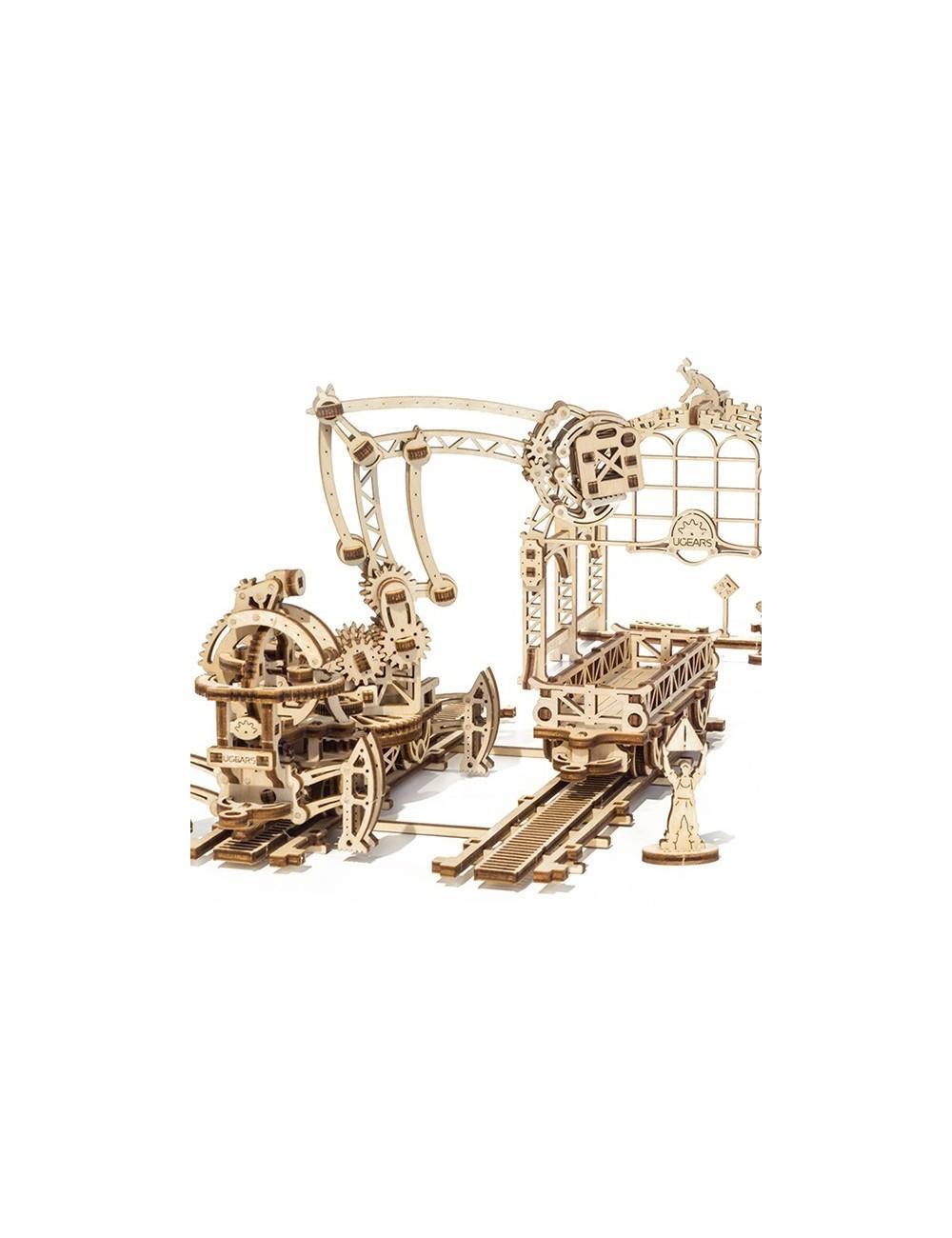 Manipulador en las vías (Rail Manipulator)